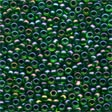 MH00332 - EmeraldRainbow - Glass Seed Beads
