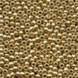 MH00557 - Old Gold - Glass Seed Beads