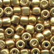 MH05557 - Old Gold - Pebble Beads