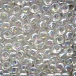 MH16161 - Crystal - Size 6 Beads