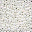 MH18801 - White Opal - Size 8 Beads