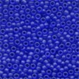 MH60020 - Royal Blue - Frosted Seed Beads