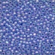 MH60168 - Sapphire - Frosted Seed Beads