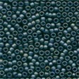 MH62021 - Gunmetal - Frosted Seed Beads