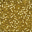 MH62031 - Gold - Frosted Seed Beads