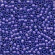 MH62034 - Blue Violet - Frosted Seed Beads