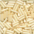 MH70123 - Cream - Bugle Beads (SM)