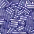 MH72009 - Ice Lilac - Bugle Beads (SM) - Click Image to Close