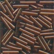 MH82023 - Root Beer - Bugle Beads (MED)