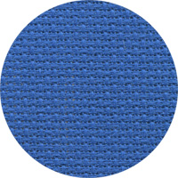 Aida - 18ct - Bright Blue