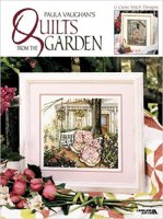 Quilts Garden by Paula Vaughan, book 76