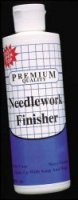 Needlework Finisher. E-Z Open Container