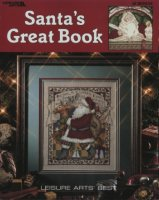 2840-Santa's Great Book
