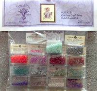 October Opal Fairy Embellishment Pack