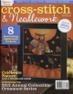 September 2012-Cross Stitch and Needlework magazine