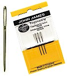JG19826-Gold Tapestry Needles, size 26