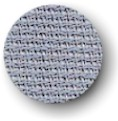 Linen - Hardanger - 16ct - Twilight Blue/Smoky Pearl
