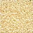 MH00123 - Cream - Glass Seed Beads