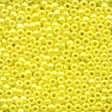 MH00128 - Yellow - Glass Seed Beads