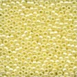 MH02002 - Yellow Creme - Glass Seed Beads