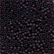 MH02050 - Matte Chocolate - Glass Seed Beads