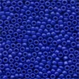 MH02065 - Crayon Royal Blue - Glass Seed Beads