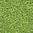 MH02066 - Crayon Yellow Green - Glass Seed Beads