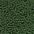 MH02094 - Opaque Moss - Glass Seed Beads