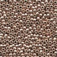 MH03005 - Platinum Rose - Antique Seed Bead