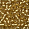 MH16031 - Frosted Gold - Size 6 Beads
